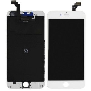 Дисплейный модуль (LCD + Touchscreen) iPhone 6S Plus Black/White