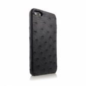 Animal Skins Hard Case Ostrich for iPhone 5/5S