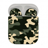 Apple AirPods with Charging Case Camouflage Green (MV7N2)