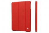 Чехол Jison Lichee Smart Case Red for iPad Air/Air 2 (JS-ID6-04C30)