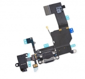 Шлейф с разъемом зарядки и аудио (Flat Cable with charge connector) iPhone 5C