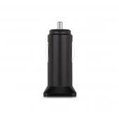 Автомобильное зарядное устройство Moshi USB-C Car Charger Black