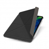 Moshi VersaCover Case with Folding Cover for iPad Pro 11 (1st/2nd Gen), Charcoal Black (99MO056082)