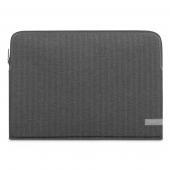 Конверт Moshi Pluma Designer Laptop Sleeve for MacBook Pro 15/16, Herringbone Gray (99MO104055)