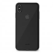 Чехол Moshi Vitros Slim Clear Case Raven Black for iPhone XS Max