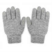 Перчатки для iPhone Moshi Digits Touch Screen Gloves Light Gray S/M (99MO065011)