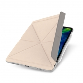 """Moshi VersaCover Case with Folding Cover  for iPad Pro 11"""" (1st/2nd Gen),  Savanna Beige (99MO056262)"""