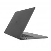 Чехол-накладка Moshi Ultra Slim Case iGlaze for MacBook Pro 16, Stealth Black  (99MO124001)