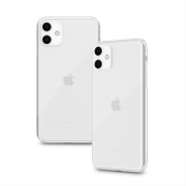 Чехол Moshi SuperSkin Ultra Thin Case for iPhone 11 Crystal Clear