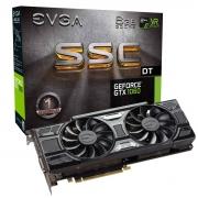 EVGA GeForce GTX 1060 SSC DT GAMING, 06G-P4-6265-KR, 6GB GDDR5, ACX 3.0 & LED
