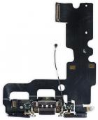Шлейф с разъемом зарядки и микрофоном для iPhone 7