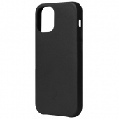 Чехол накладка Native Union Clic Classic Case for iPhone 12/12 Pro, Black (CCLAS-BLK-NP20M)
