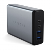 Сетевое зарядное устройство Satechi 108W Pro Type-C PD Desktop Charger, Space Gray (ST-TC108WM)