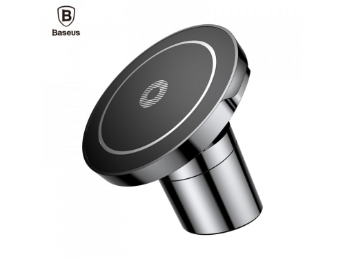 Baseus Big Ears Car Mount Wireless Charger , Black
