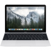 "Б/У Apple MacBook 12"" 256GB Silver (MLHA2) (58 циклів)"