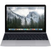 "Apple MacBook 12"" 256GB Space Gray (MLH72)"