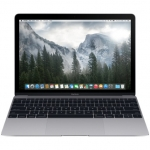 "Apple MacBook 12"" 512GB Space Gray (MJY42)"