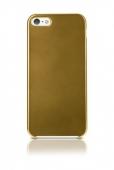 Odoyo Slim Edge Glitter VEGAS GOLD for iPhone 5/5S (PH351VG)