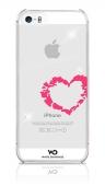 White Diamonds Lipstick for iPhone 5/5S/SE