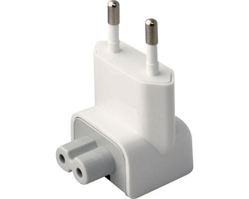 """Переходник """"Евро"""" для блоков питания Apple iPad, MacBook Pro (Air)"""