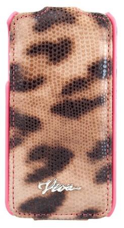 Viva LUJO Leopardo LEO dot iPhone 4/4S