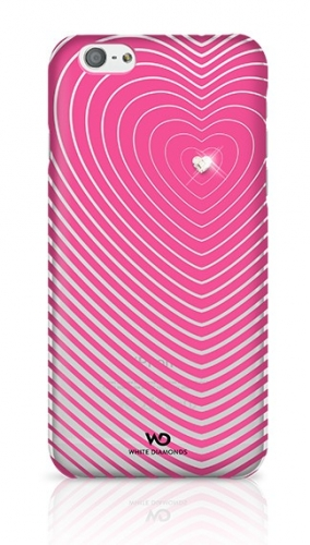 Накладка White Diamonds Heartbeat for iPhone 6/6S