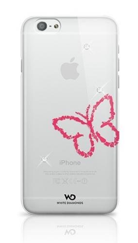 Накладка White Diamonds Lipstick for iPhone 6/6S