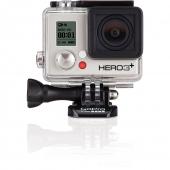 Камера GoPro HERO 3+ Silver Edition (CHDHN-302)