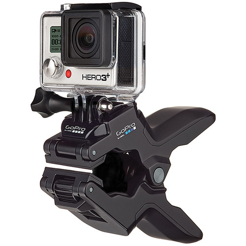 Крепление GoPro Jaws Flex Clamp (ACMPM-001)