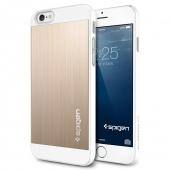 Чехол-накладка SGP Aluminum Fit Series for iPhone 6