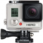 Камера GoPro HERO 3 White Edition (CHDHE-302)