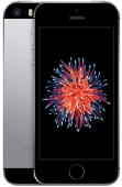 Б/У Apple iPhone SE 16GB Space Gray (MLLN2) - как новый