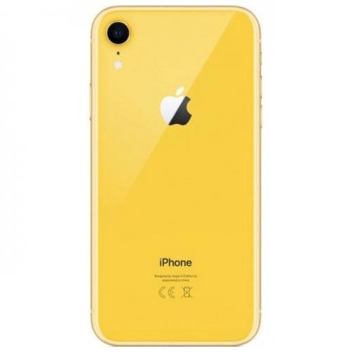 Apple iPhone XR 128GB Yellow Dual SIM