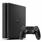 Sony PlayStation 4 Slim (PS4 Slim) 1TB Black