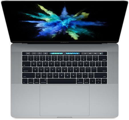 Apple MacBook Pro 15'' Space Gray (MPTT2)