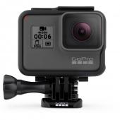 Экшн-камера GoPro HERO 6 Black (CHDHX-601)