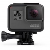 Акция! Экшн-камера GoPro HERO 6 Black (CHDHX-601)