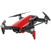 Квадрокоптер DJI Mavic Air More Combo Flame Red (CP.PT.00000169.01)