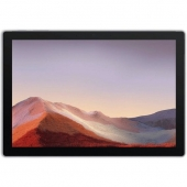 Microsoft Surface Pro 7 Platinum with Type Cover Black (QWT-00001)