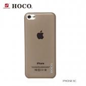 HOCO Ultrathin transparent cover case for iPhone 5C