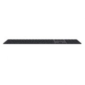 Полноразмерная клавиатура Apple Magic Keyboard Space Gray (MRMH2)