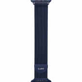 Laut Steel Loop for Watch 44/42, Blue (L_AWL_ST_BL)