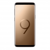 Смартфон Samsung Galaxy S9 SM-G960 DS 64GB Gold (SM-G960FZDD)