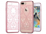Чехол-накладка Devia Crystal Baroque Series Case for iPhone 7 Plus