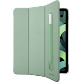 """LAUT HUEX Smart Case for iPad Air 4th 10.9"""", Green (L_IPD20_HP_GN)"""