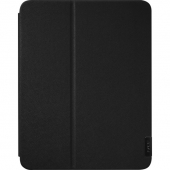 Laut Prestige Folio for iPad Air 10.9 (2020) with Pencil Slot, Black (L_IPD20_PR_BK)