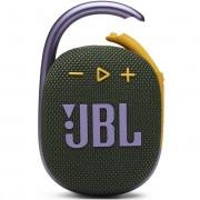 JBL Clip 4, Green (JBLCLIP4GRN)