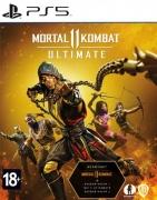 Игра для Sony Playstation 5 Mortal Kombat 11 Ultimate PS5