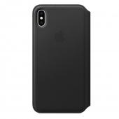 Apple iPhone XS Max Leather Folio Case (Original)