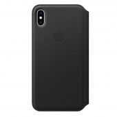 Apple iPhone XS Max Leather Folio Case (Original)
